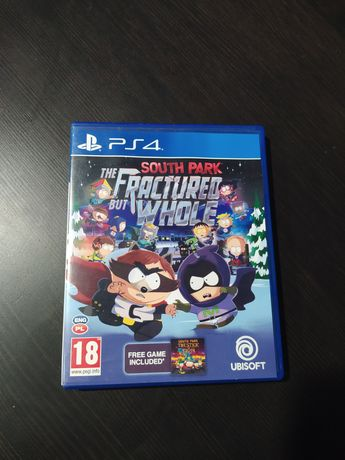 Gra South Park: The Fractured But Whole na ps4