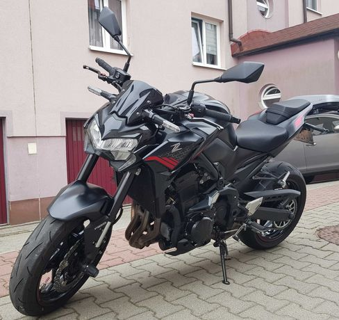 Kawasaki Z 900 w idealnym stanie