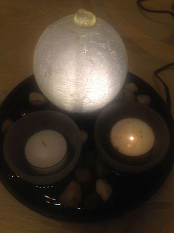 Ночник светильник фонтан