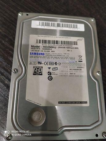 Dysk Samsung model : HD250HJ