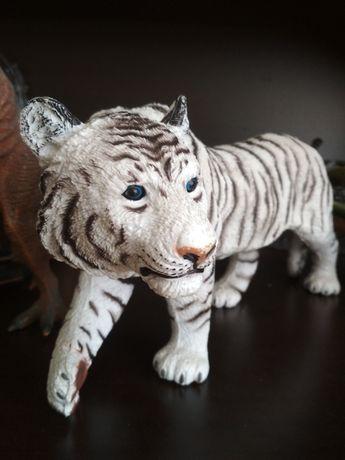 Белый тигр,коллекционная.