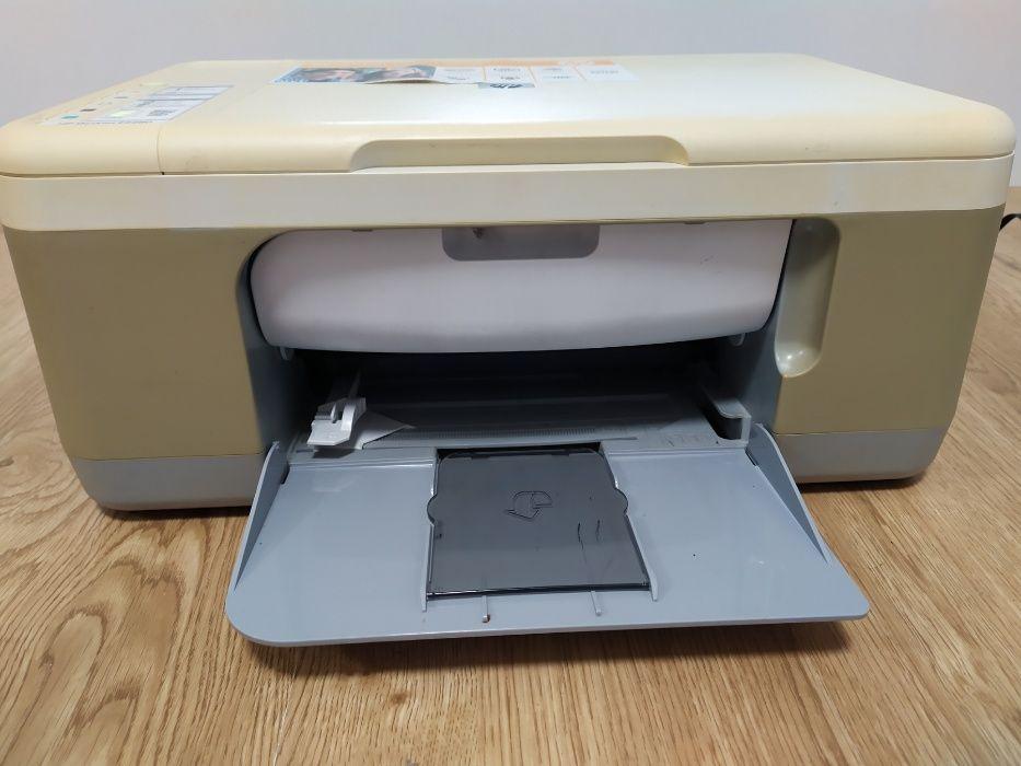 Принтер 3 в 1 HP deskjet f2280 Ивано-Франковск - изображение 1