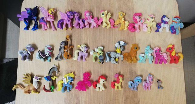 My Little Pony unikatowe figurki