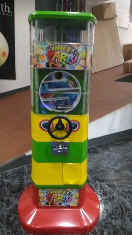 Máquinas de Bolas, (Brindes), Racing - Novas