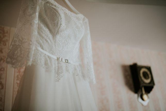 Suknia ślubna - Agness