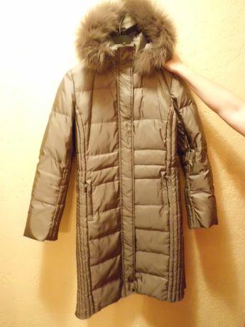 Зимнее пальто, пуховик, Mosaic ( как Monton,Sela,Mango), 48 размер