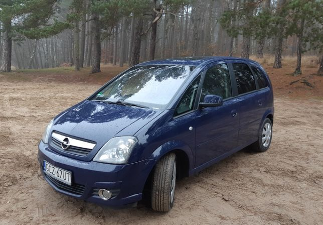 Opel Meriva Cosmo 1.7 CDTI