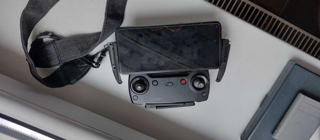 DJI Mavic mini, Air itp. uchwyt do dużego telefonu +smycz