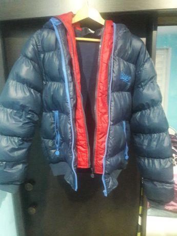 Ciepła kurtka zimowa dla chłopca