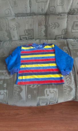 Bluzy chłopięce