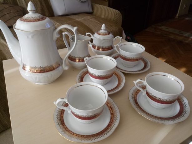 Serwis do kawy/herbaty dla 4 osob