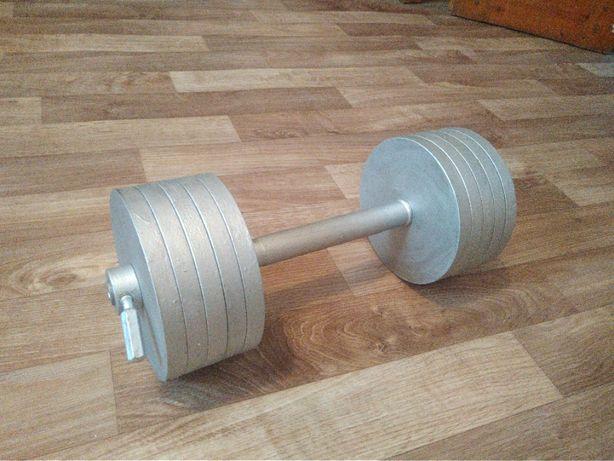 Гантеля 27 кг. 2000 р.