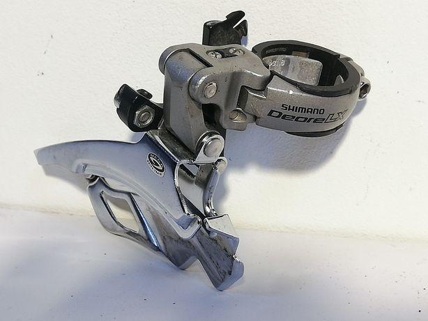 Przerzutka przód Shimano Deore LX M581A 34.9/31.8