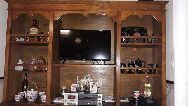 Movel madeira de sala