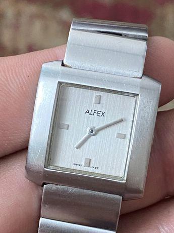 Zegarek Alfex Swiss made