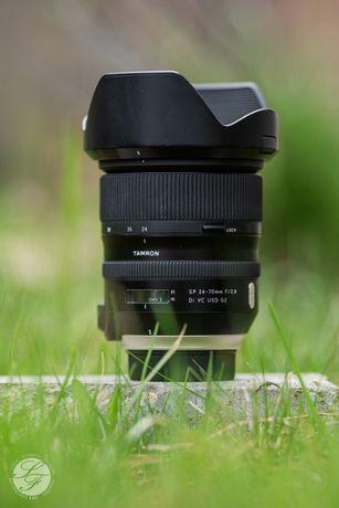 Tamron 24-70mm f/2,8 Di VC USD G2 (Nikon)