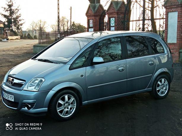 **Opel Meriva 1.7 ISUZU 06/2007 Lift**Sprowadzony z Niemiec!!!