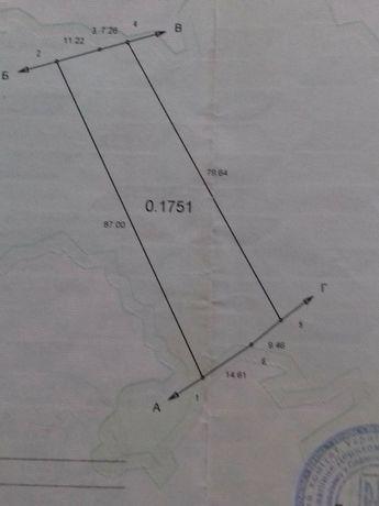 Продам земельну ділянку село Комарівка