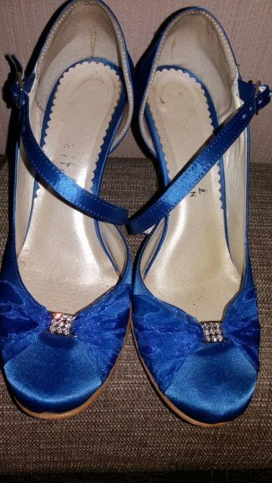 Chabrowe buty ślubne Będzin - image 1