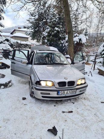 BMW E46 zimowy wojownik