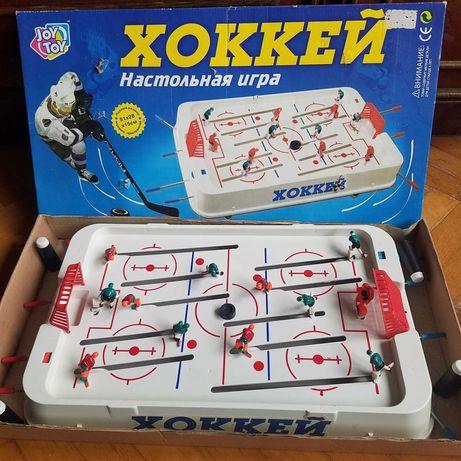 Дитяча гра Хокей