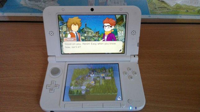 Konsola dla dziecka Nintendo 3DS XL-Gry-Pudełko-Jak nowa-PRZEROBIONA