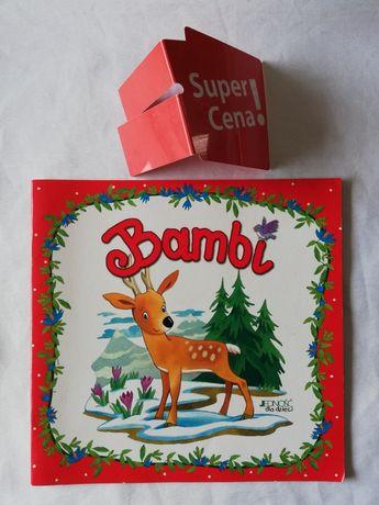 """książka dla dzieci """"Bambi"""""""
