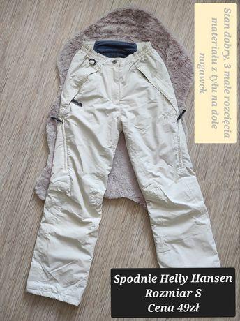 Spodnie narciarskie damskie Helly Hansen
