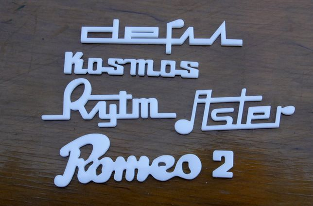 Logo Defil, Jola, Julia, Aster, Luna, Diamant, Spectrum, Malwa