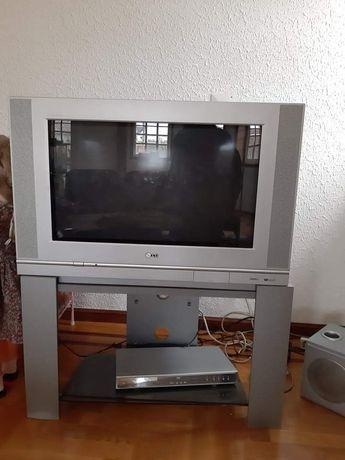 Tv + Móvel  + Dvd