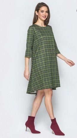 Платье повседневное качественное 50-52 р.