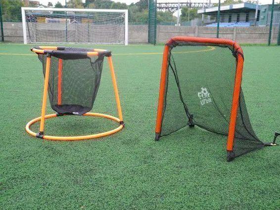 Детские футбольные ворота Набор для тренировок Flick Urban Skills Set