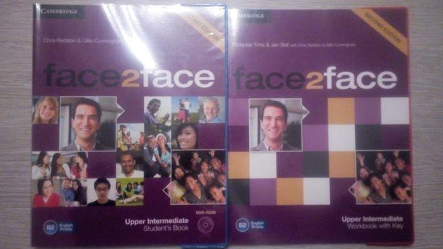 Face2face Upper Intermidiate Podręcznik + Ćwiczenia