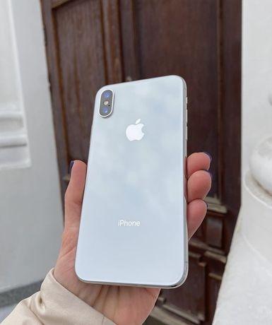 Iphone X 64 Gb Silver Neverlock