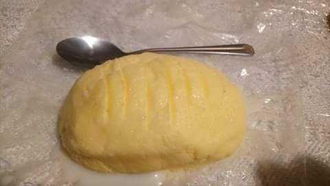 maslo oselkowe, oselka