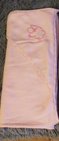 Ręcznik niemowlęcy z kapturkiem