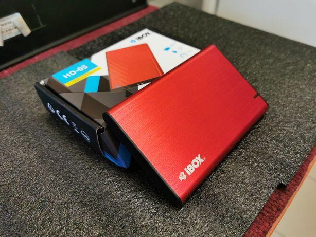 Dysk przenośny zewnętrzny 500GB 2.5' - 100% sprawny