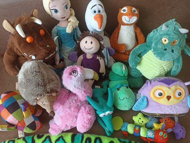 Фірмові м'які іграшки