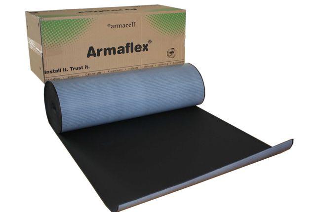 Armaflex izolacja samoprzylepna 6 mm–50 mm, Kamper