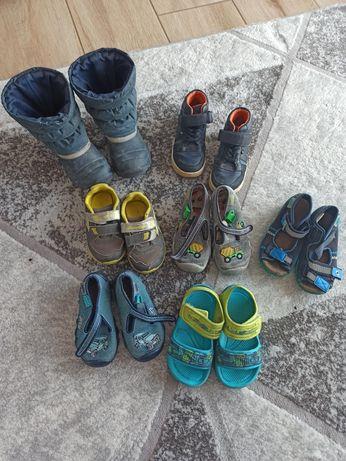 Buty dla chłopca 22,23,24 rozmiar