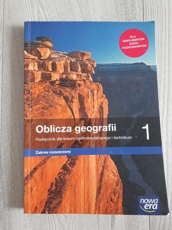 Oblicza geografii kl 1 liceum