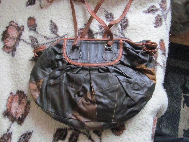 torba damska skórzana