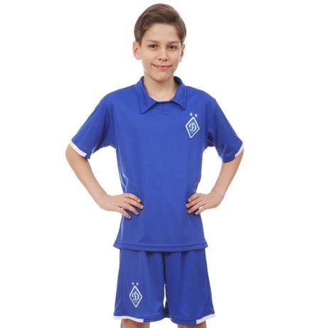 Форма футбольная детская ДИНАМО КИЕВ гостевая 2019 CO-8098 (синий)