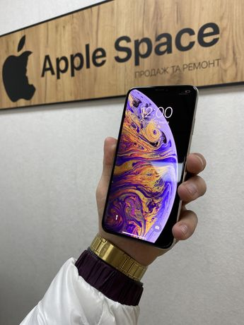 iPhone XS Max 64GB Silver NeverLock