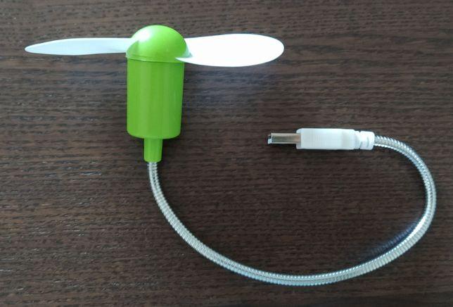 Ventoinha maleavel USB