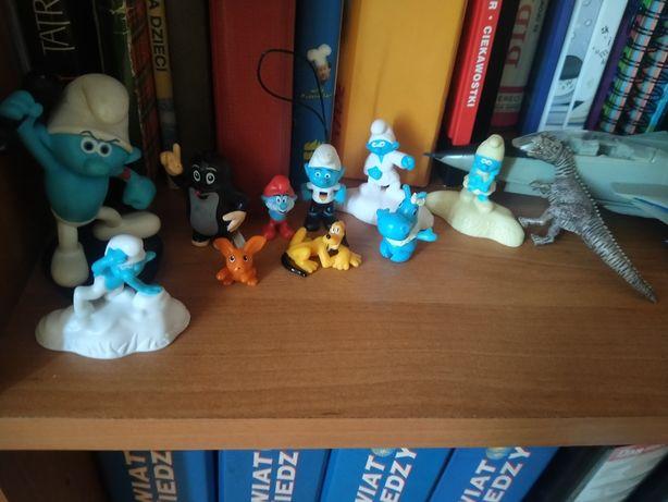 Figurki Kinder niespodzianka