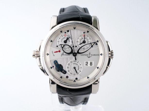 Мужские бу часы Ulysse Nardin Sonata 42 мм