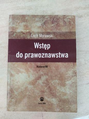 Wstęp do prawoznawstwa L.Morawski