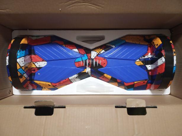 Новый гироборд, гироскутер, сигвей Molife SBW8003 Pixels