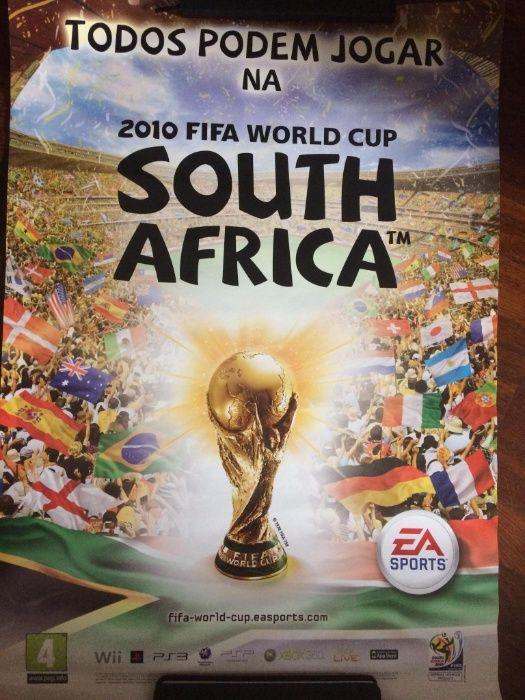 Poster FIFA World Cup (novo)